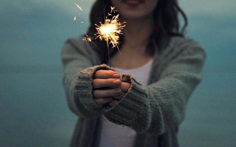 Η ευτυχία μέσα από τη θλίψη